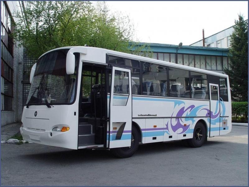 стоимость аренды автобуса спб